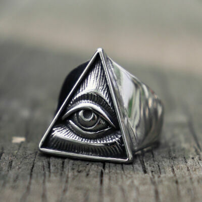 Rings-Ring-Triangle-Stainless-Skull-Steel-Freemason-Men